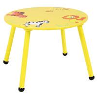 Charles Bentley Children's Safari Table & Chairs Set / Large