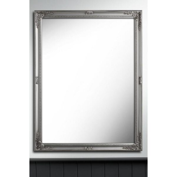 Large Vintage Wall Mirror