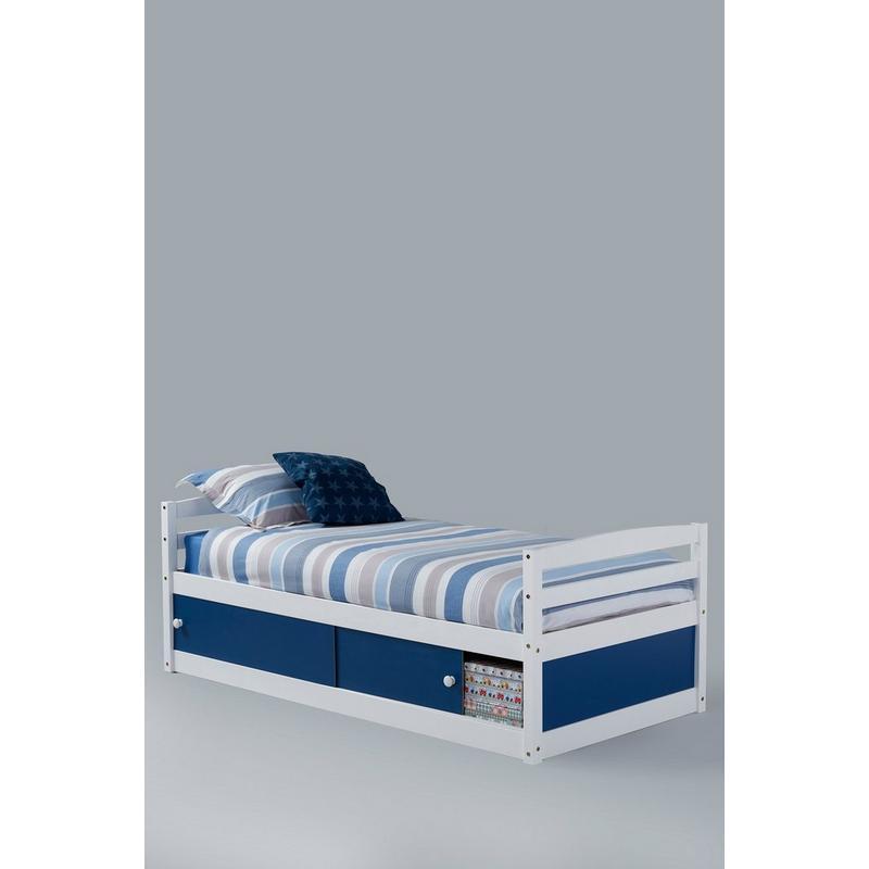 Storage Bed with Mattress
