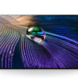 BRAVIA XR65A90JU (2021) 65 inch OLED 4K HDR Master Series TV
