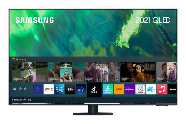QE85Q70AATXXU (2021) 85 inch QLED 4K HDR TV
