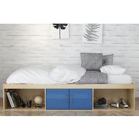 Parker Cabin Bed-Blue-Single