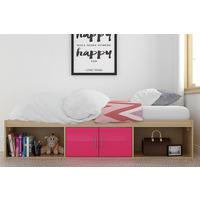Parker Cabin Bed-Pink-Single