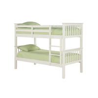 Zelda Bunk Bed-Generic - Single-White