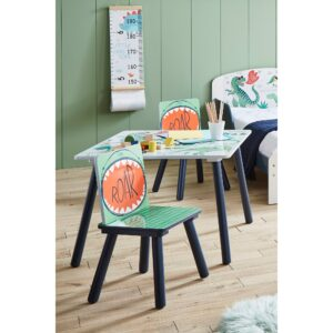 Dino Table and Chairs Set