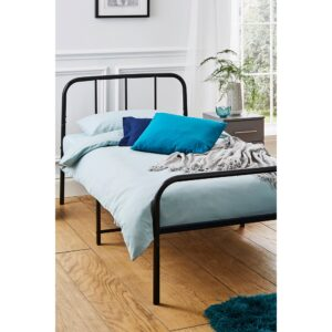 Rounded Metal Bed Frame