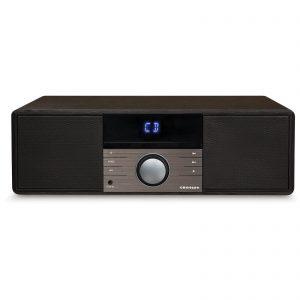 Crosley Metro Bluetooth FM Clock Radio and CD Player
